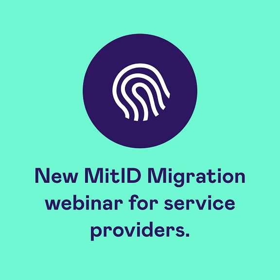MitID Migration webinar